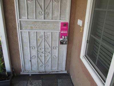 T Mobile door hanger