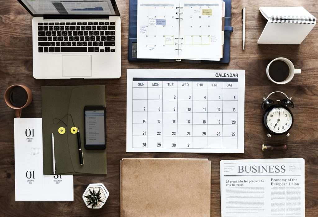 promote organization products like these for successful new year's marketing