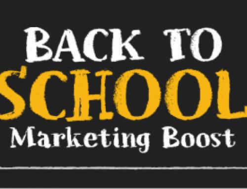 Back to School Marketing Boost